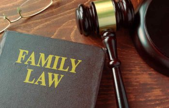 a family law book